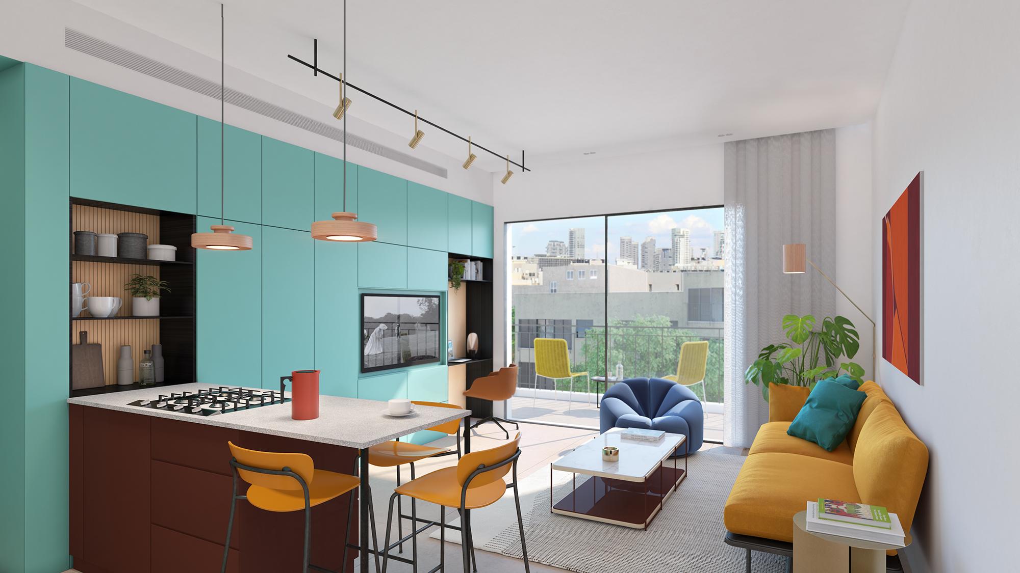 The Gelato Apartment