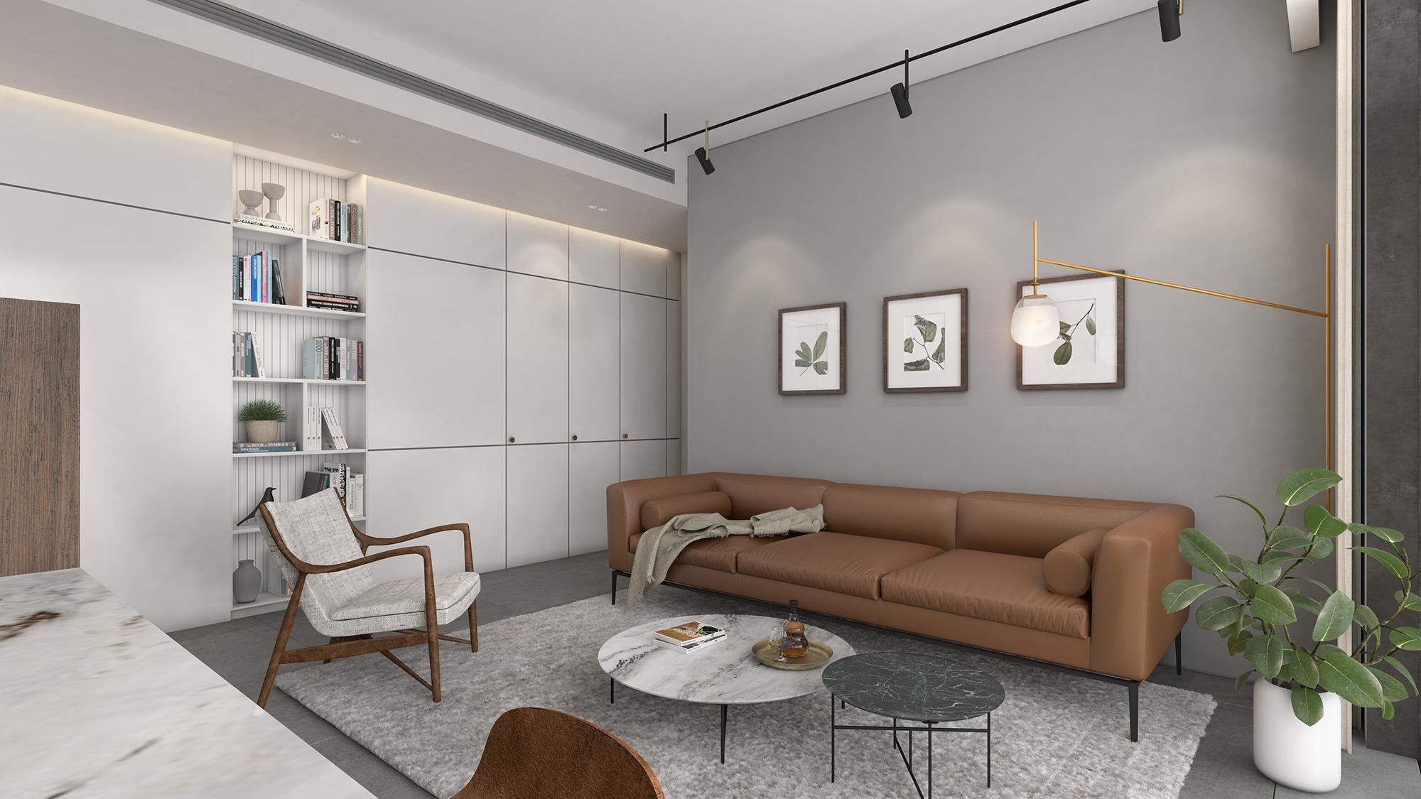The cortado apartment